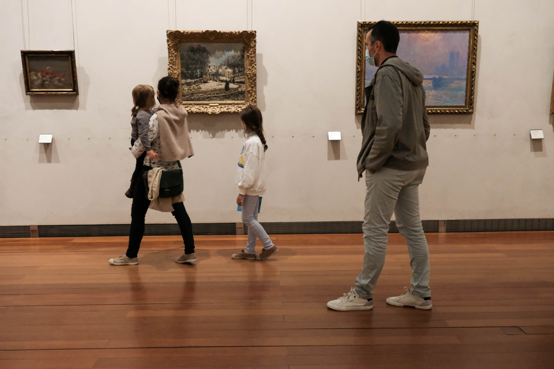 Promenons-nous au musée